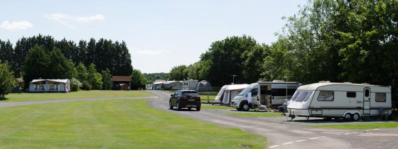 About Us caravan site in Kent