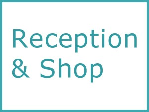 reception and shop